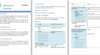 tax claim form template
