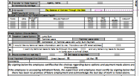 employee termination form