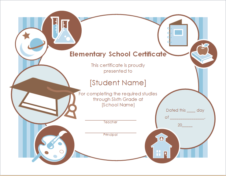 School award certificates exolabogados school award certificates yadclub Choice Image