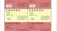 Coupon for MS Word